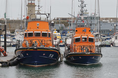 Lifeboats 5 20190626 (Steve TB) Tags: canon rnli lifeboat ramsgate harbour eos7dmarkii severn 1738 daniellgibson trent 1402 esmeanderson
