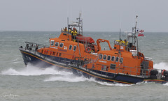 Lifeboats 6 20190626 (Steve TB) Tags: canon rnli lifeboat ramsgate harbour eos7dmarkii severn 1738 daniellgibson trent 1402 esmeanderson