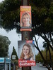 Political Candidates (mikecogh) Tags: myponga posters politicians candidates saskiagerhardy rebekhasharkie stobiepole telegraphpole