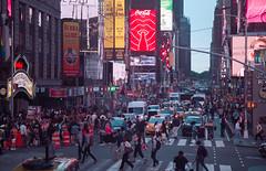 New York Energy (Jovan Jimenez) Tags: canon eos rebel t2 nikon series e 100mm f28 fujifilm pro 400h 35mm film people nyc newyork city seriese eseries fujicolor fuji 300x kiss7
