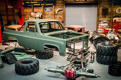 RC K5 Blazer Mud Truck Build Part 1 (Strangely Different) Tags: bogdeep rc4wd rcengineering tinytrucks scaler scalerc tflracing banggood customrc hobby rccar patina k5 blazer chevy chevrolet k10 squarebody