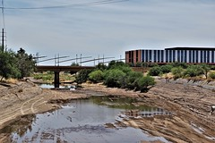 29180626 New Reclaimed Water in the Santa Cruz River (lasertrimman) Tags: 29180626 new reclaimed water santa cruz river newreclaimedwater santacruzriver