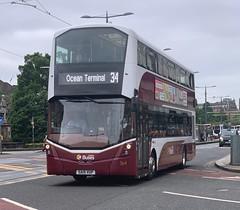 Lothian Buses 564 SA15 VUP (CYule Buses) Tags: