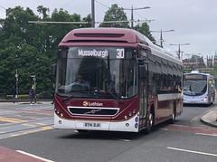 Lothian Buses 12 BT14 DJX (CYule Buses) Tags: