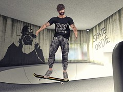 #182 - life sport (by Blog: Male Fashion Modern) Tags: sport photo pose style madamenoir joplino fkd rekt men secondlife catwa signature vango