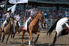 Strathmore Stampede 2018 (tallhuskymike) Tags: strathmorestampede event rodeo cowgirl horse horses western 2018 prorodeo outdoors alberta strathmore