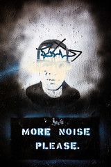 More Noise Please (Thomas Hawk) Tags: aberdeen america usa unitedstates unitedstatesofamerica washington washingtonstate alley graffiti fav10