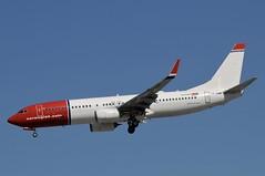 LN-NGR (LIAM J McMANUS - Manchester Airport Photostream) Tags: lnngr norwegianairshuttle norshuttle nax dy norwegiancom boeing b737 b738 738 b73h 73h boeing737 boeing737800 egcc manchester man
