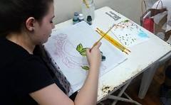 24_jun2019 ARTESANATO_SeuquenciaTrabalhos (15) (Paroquia São Benedito/Bauru) Tags: artesanato paroquia pintura tecido crochê croche