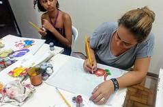 24_jun2019 ARTESANATO_SeuquenciaTrabalhos (13) (Paroquia São Benedito/Bauru) Tags: artesanato paroquia pintura tecido crochê croche
