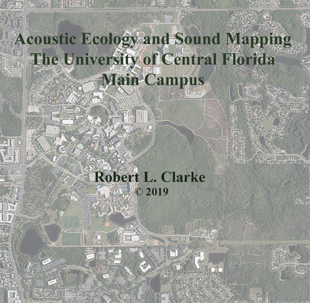 The University of Central Florida Main Campus Sound Map