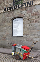 Pessimism is for lightweights (Minedeep Photography) Tags: arnolfini bristol gallery poetry poem salenagodden