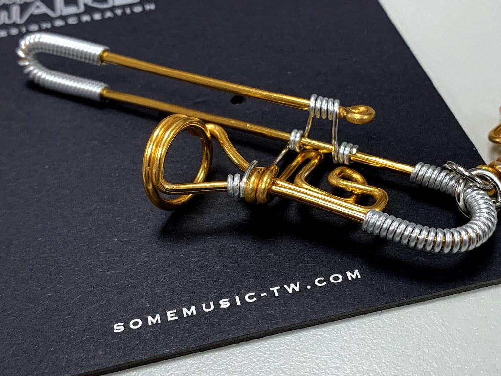 三木藝術鋁線樂器