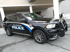 Alcoa Police Durango, TN (Tennessee Emergency Services) Tags: tennessee knoxville knox county alcoa loudon maryville ut university sevierville oak ridge clinton monroe jefferson city unmarked durango fpis taurus tazewell caprice fpiu expedition chevrolet chevy interceptor ppv ssv cvpi