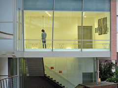 Doorzichtig (Merodema) Tags: gebouw stad huis building city figure transparent verdiep