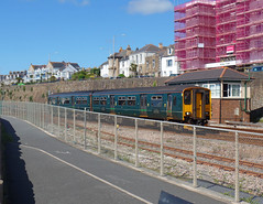 150239 Penzance (1) (Marky7890) Tags: gwr 150239 class150 sprinter 2p61 penzance railway cornwall cornishmainline train