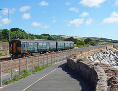 150239 Penzance (2) (Marky7890) Tags: gwr 150239 class150 sprinter 2p61 penzance railway cornwall cornishmainline train