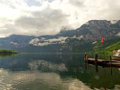 Hallstätter See (johannroehrle) Tags: sony see hallstatt wasser water österreich wolken clouds chmury jezioro