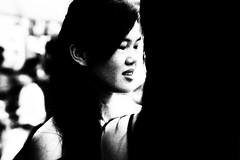 girlfriends III (j.p.yef) Tags: peterfey jpyef yef people girls women asia malaysia kualalumpur monochrome bw sw photomanipulation talking conversation streetlife bold absoluteblackandwhite bestportraitsaoi elitegalleryaoi