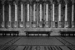 Refectory (g_heyde) Tags: refectory montsaintmichelabbey normandie france gothic merveille refektorium sl