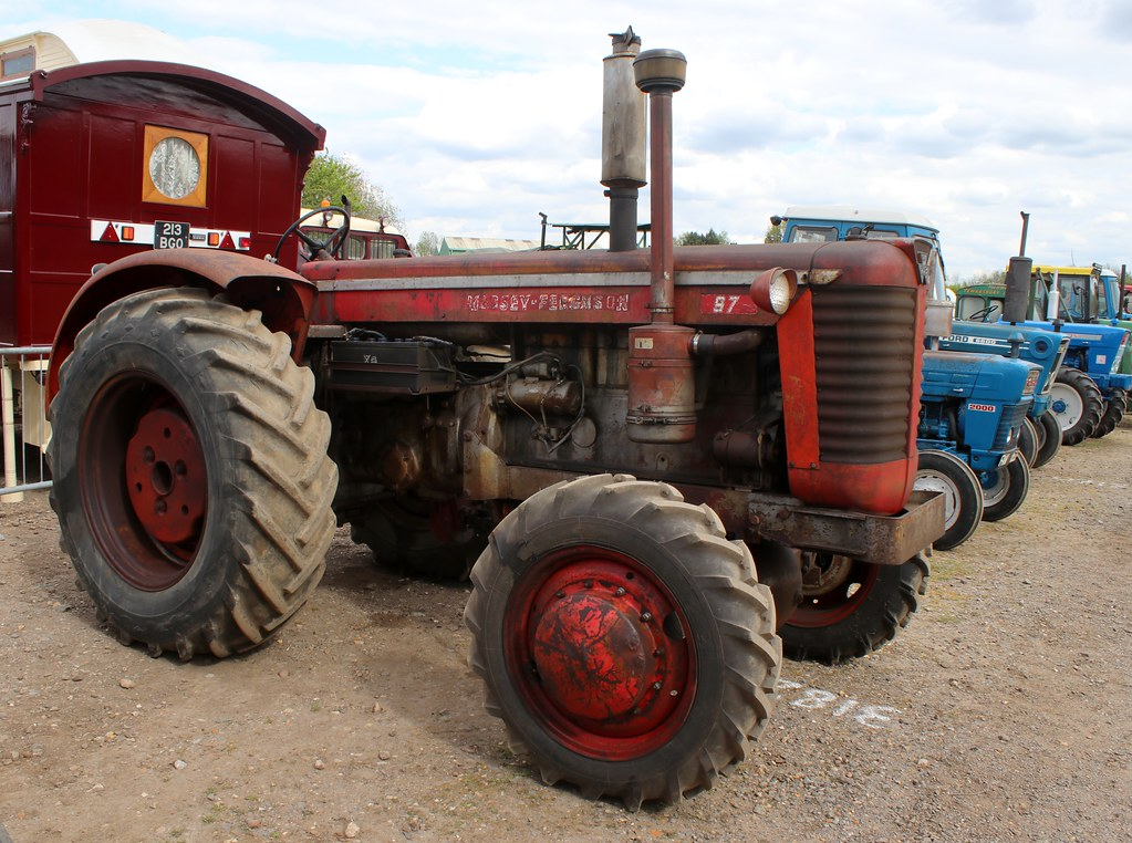 The World's most recently posted photos of 1963 and tractor