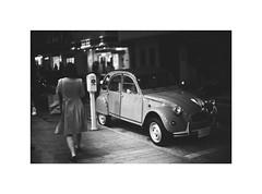 *Nostalgic night (niko**) Tags: leica leicam2 noctilux50mmf10 e60 kodak tmax400 135 35mm filmphotography yokohama