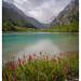 Lac de villar d'arène / villar d'arène lake