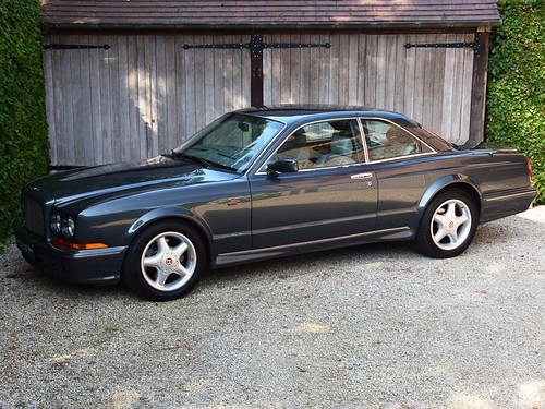 Bentley Continental T (1997)