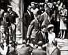 Le Président John Fitzgerald Kennedy et sa femme Jackie durant l'été 1961... Collection Reynald ARTAUD (Reynald ARTAUD) Tags: 1961 usa etats unis président john fitzgerald kennedy femme épouse jackie collection reynald artaud