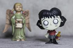 Don't Starve (DayBreak.Images) Tags: tabletop toy funkopop figure ceramic angel canondslr canoneflens ringlight lightroom