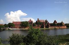 Castello di Malbork- Polonia (francescociccotti1) Tags: