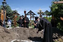59. Похороны схимон. Селафиила 27.06.2019