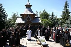 53. Похороны схимон. Селафиила 27.06.2019