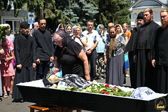 47. Похороны схимон. Селафиила 27.06.2019