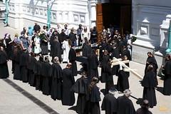 40. Похороны схимон. Селафиила 27.06.2019