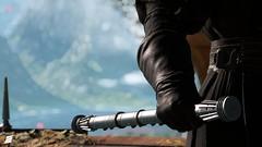 Maul Kashyyk (Skyvlader) Tags: maul darth kashyyk dice ea capture captures gaming games star wars battlefront ii droidekas sith clones game gtx ansel nvidia amd