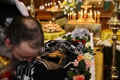 34. Похороны схимон. Селафиила 27.06.2019