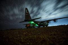 190504-F-PS957-0982 (USAFRICOM) Tags: airdrop c130j loadmasters fastteam airforce cargo cjtfhoa 75thexpeditionaryairliftsquadron 75thaes combatcamera 4thcombatcamera hornofafrica hoa africa eastafrica usairforce c130 camplemonnier undisclosedlocation