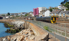 158798 Penzance (3) (Marky7890) Tags: gwr 158798 class158 expresssprinter 2p84 penzance railway cornwall cornishmainline train