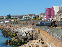 158798 Penzance (2) (Marky7890) Tags: gwr 158798 class158 expresssprinter 2p84 penzance railway cornwall cornishmainline train