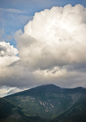Cloud over the mount (ndrearu) Tags: cloud clouds outside outdoor mount mountains canon pisa 6dmarkii toscana italy tuscany landscape panorama