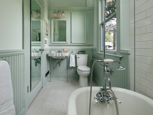 1900s Victorian Inspired Kitchen + Bath 027