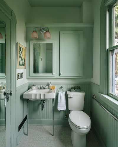 1900s Victorian Inspired Kitchen + Bath 024