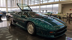 1990-92 Jaguar XJ220 (haseebahmed312) Tags: jaguar xj220 hypercar supercar spyder specialedition sportscar super sedan spider special coupe car carbonfiber convertible city cabrio british limitededition race roadster roadlegal rims racetrack racecar green track tuned tuning turbo twinturbo