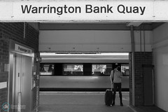 Warrington - 20/06/19 (Dave.Kirwin) Tags: warringtonbankquay station candid mobilephone railway