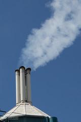 Warrington - 20/06/19 (Dave.Kirwin) Tags: warringtonbankquay chimney steam clouds