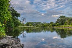 _DSF1138 (rickjorstad) Tags: river dupageriver illinois hammel woods fujixt2