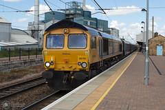 Warrington Bank Quay - 20/06/19 (davekirwinphotography (Railway)) Tags: 66shed biomass drax gbrf warringtonbankquay class66 shed