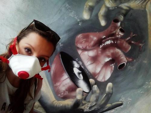 🎥#elettritv💻📲@Sara Speroni 🌹 @saranutellah #hardrock 👠 #murales #onelove #rock #model   #punk 💀 #curvymodel #vinili #dalvivo 🔥 #rocknroll 🔥 #shibariart #sottosuolo  #webtv #live #musica :heart_d