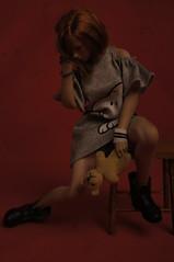 DSC05166 (Seamless_Addict) Tags: phicen tbleague barbiestyle mattel dollphotography macro toyphotography snoopy teddybear nier nierautomata